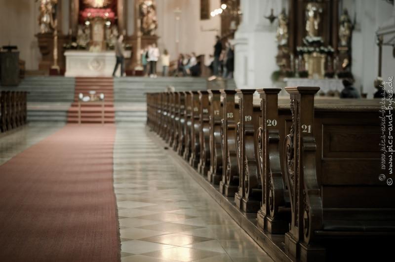 St. Margaret – Unsichtbar in Sendling